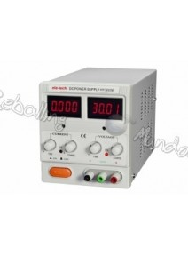 Fuente de Poder Digital / Ele-Tech / Simple / Display Doble / 0-30V/5A
