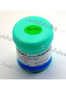 Flux Burnley DM200 / 100 Gramos / No Clean / ROHS
