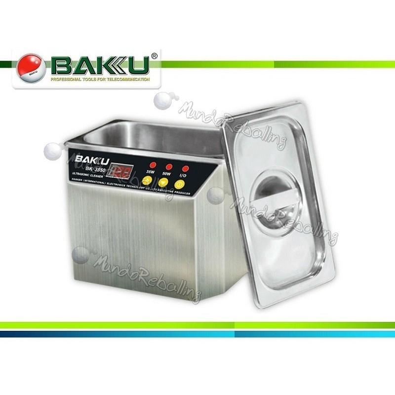 Limpiador (tina) Ultrasonido Baku BK-3550 / 800ML / 35-50W / 220V