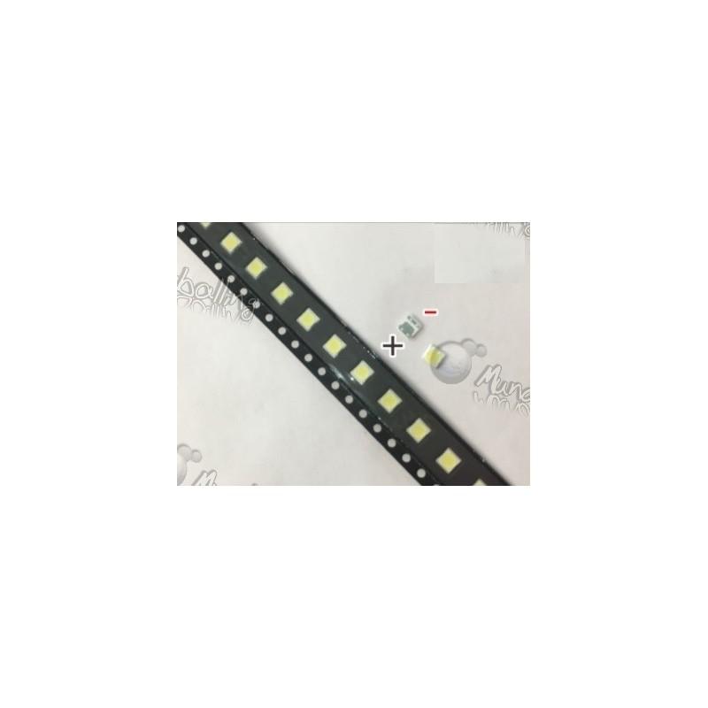 Led 3535 6V 2W Iluminación Trasera Televisión, Pack 10 Unidades