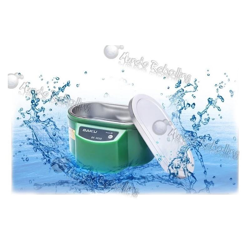 Limpiador (tina) Ultrasonido Baku BK-9030 / 500ML / 30W / 220V