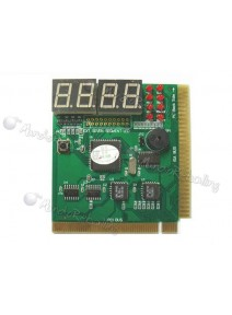 Tester para placas madres de PC / Slot PCI / Codigos POST