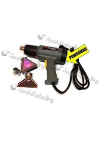 (DESCONTINUADO) Pistola de Calor / Powermaq PT2101 / 300C-500C / 1600 Watts