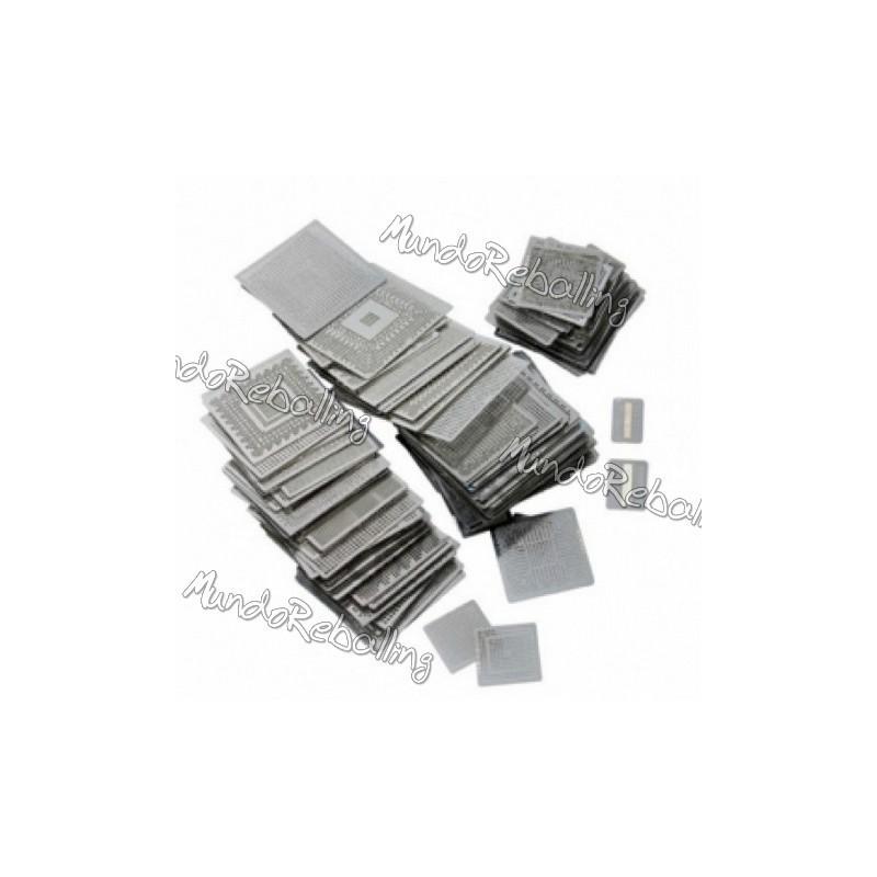 Pack 500 Stencils Aplicacion Directa de Calor
