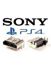 Conector Hdmi Ps4 - Puerto Hdmi Ps4 FAT