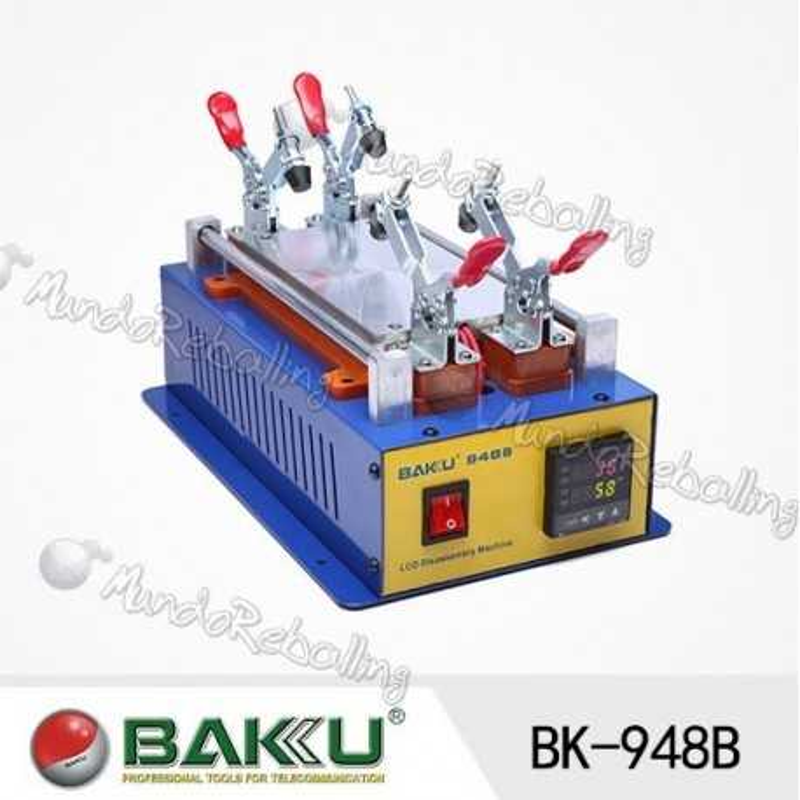 Separador de LCD Profesional / 500W / Baku BK-948B