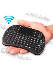 Mini Teclado Inalámbrico Smart TV PC USB / Bluetooth